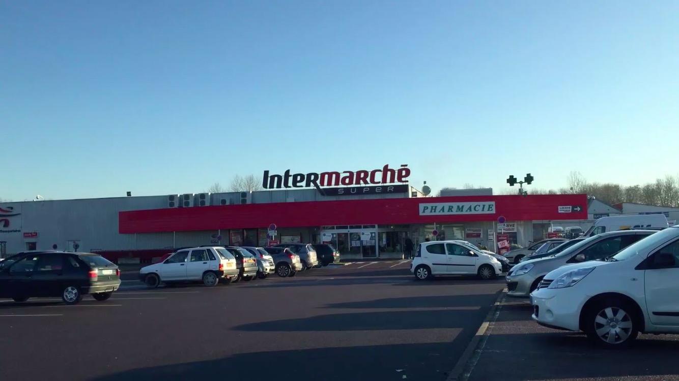 Rencontre du sponsor Intermarché St Julien les Villas