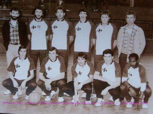 Masculine Région 1983-1984